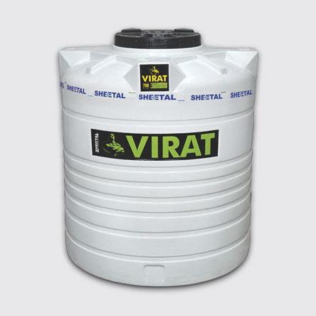 Sheetal Virat Triple Layered Water Storage Tank